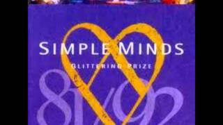 Simple Minds - Glittering Prize