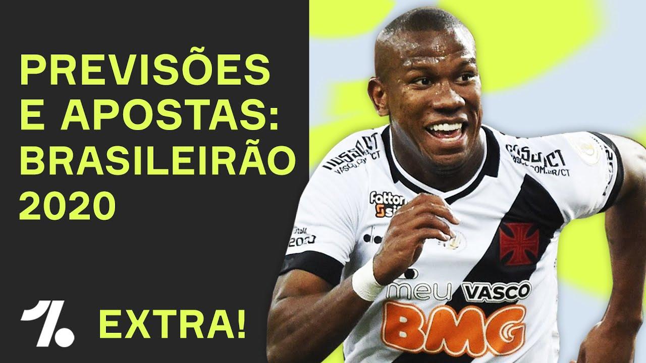 Rapidinha de DOMINGO! Previsões OUSADAS pro Brasileirão! ft. Luana Maluf e Marcos Monteiro!