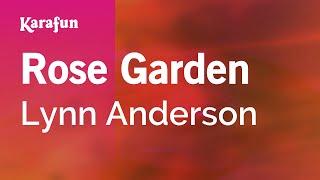 Karaoke Rose Garden - Lynn Anderson *