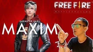 UPDATE FREE FIRE MAXIM SI PEMAKAN JAMUR