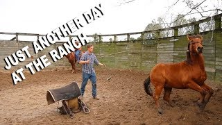 Just Another Day at the Ranch  Episode 12