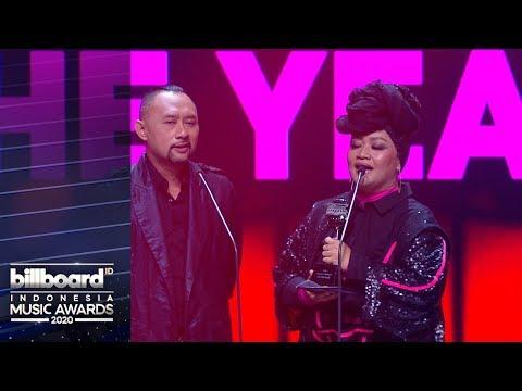 BILLBOARD INDONESIA MUSIC AWARDS 2020 - Pemenang Top Radio Airplay Of The Year