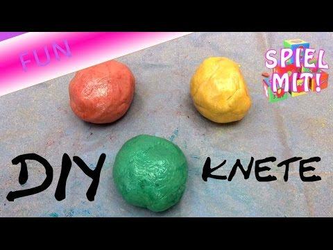 Play Doh Knete Zum Essen Ganz Einfach Selber Machen Susse Essbare