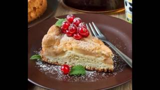 Яблочная шарлотка фото рецепт