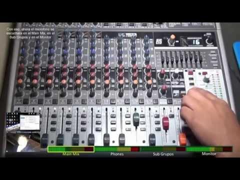 Conectar consola a la Pc usando SAM Broadcaster y Skype