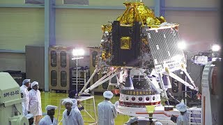 India calls off Moon mission 56 minutes before blast-off