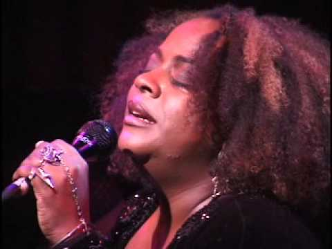They Won't Go When I Go - Sandra St. VIctor LIVE