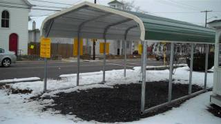 Metal Carports, Steel Carport, Steel Buildings, Virginia, Va