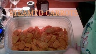 Recipe: Steamed Carrots With Honey & Dill