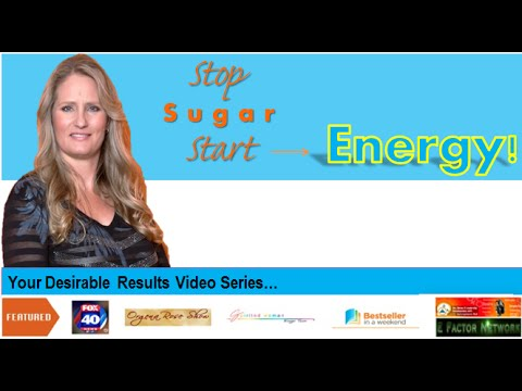Stop Sugar Start Energy & Lose 10 Pounds In A Month [Weekly Call]