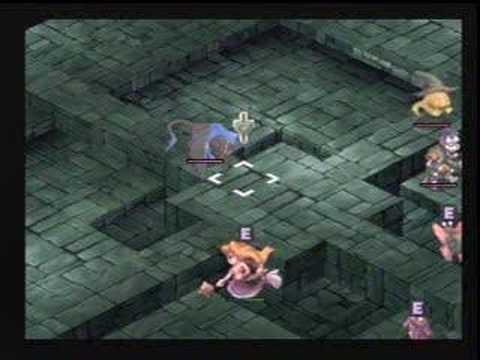 La Pucelle Tactics - Random Gameplay