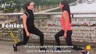 Move It Routine - Dounia Coesens & Emmanuelle Boidron