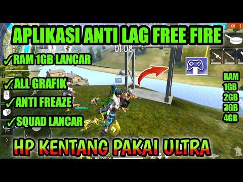 APK ANTI LAG FREE FIRE -- FULL CARA MENGATASI LAG DI FREE FIRE DI RAM 1GB UPDATE TERBARU - 동영상