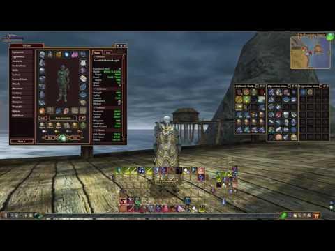 EverQuest 2 – Part 1 – Kunark Ascending – Using a level 100 Token – Shadow Knight