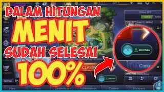 CARA CEPAT DOWNLOAD DATA MOBILE LEGENDS || How To Quickly Download Mobile Legends Data