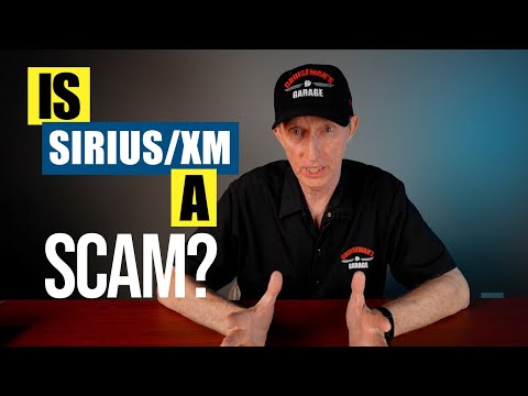 Don't Sign Up For SIRIUS/XM Until You Watch This! | Cruiseman's Review | CruisemansGarage.com
