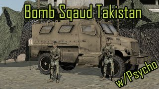 Bomb Squad Takistan | Arma 2 A.C.E. (E.O.D.)