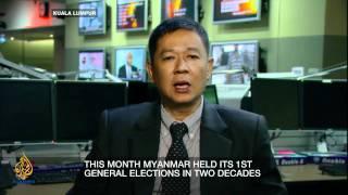 Inside Story - Myanmar's winds of change