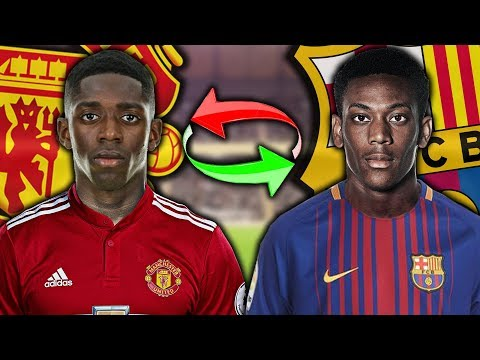 Should Manchester United & Barcelona Swap French Wonderkids?