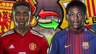 Should Manchester United & Barcelona Swap French Wonderkids?! | #ContinentalClub
