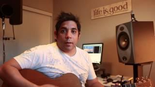 Como Escribo Canciones - El Vlog de Edgar Lira (#001)