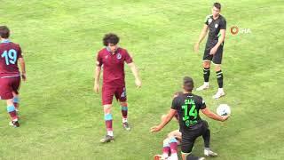 Hazırlık Maçı: Trabzonspor: 0 - Haladas Szombathely: 0