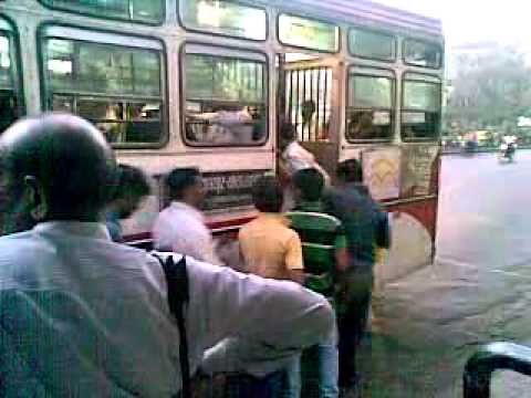 Ahmedabad Municipal Corporation Bus Seva
