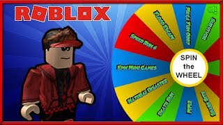 Roblox | Spin spin spin