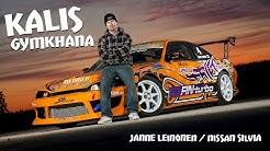 """Kalis Gymkhana by JTmedia Driver Janne """"Turbolover"""" Leinonen"""