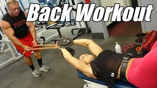 Get Wide lats with this amazing back workout