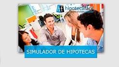 Simulador Hipoteca - Calculadora de hipotecas y amortización
