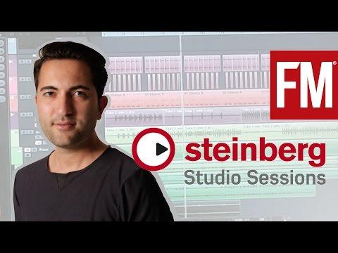Steinberg Studio Sessions EP10 - Deniz Koyu