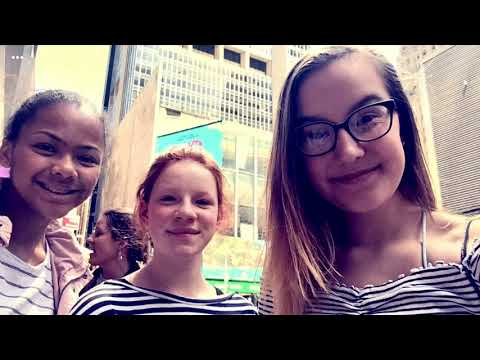 NYC vlog (wicked)