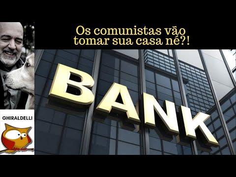 OS COMUNISTAS VÃO TOMAR SUA CASA NÉ?!