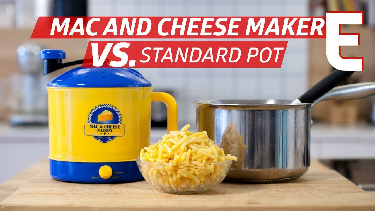 Do You Need A Mac And Cheese Maker You Can Do This Youtube