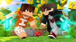 Minecraft: TROCA - MELHOR LUCKY BLOCK ‹ Ine ›
