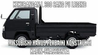 Kekurangan Mitsubishi L 300 Pick Up