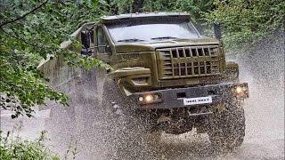 видео Автомашины уральской промышленности