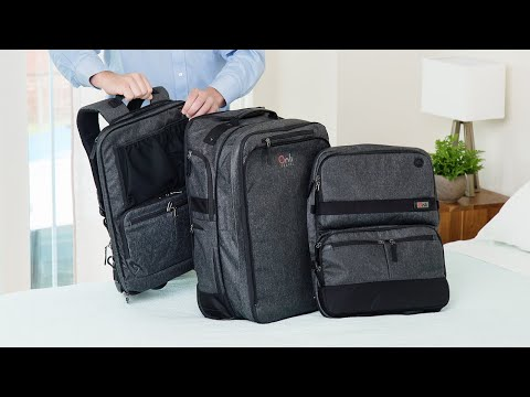 Onli Travel | Modular Carry-On Luggage System