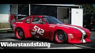 The Widerstandsfahig Porsche 944: Widebody, LS Swapped, SCCA Autocross Prepared