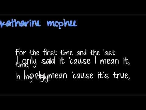 Terrified by Katharine McPhee - Cover by Alex G. ft. Corey Gray - Lyrics♥