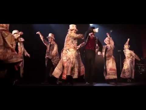 """Oliver Twist, le Musical - Making-of du clip """"Fastoche"""""""
