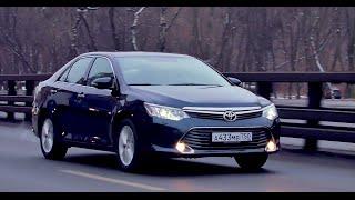 Toyota Camry facelift 2015 // АвтоВести 195(Тест-драйв обновленной Camry: что изменилось и на кого ориентировались японцы? Обзор от Павла Блюденова. Наш..., 2015-02-24T07:53:31.000Z)