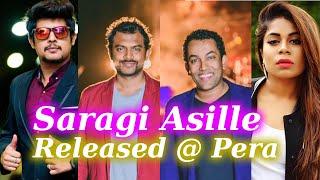 BnS Saragi Asille   Bathiya   Santhush   SANUKA   Umariya   New music video release