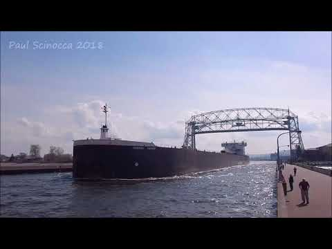 "Happy ""hump day"" at the Canal, indiana Harbor departs"
