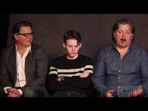 Andrew Smith, Alex Smith & star Josh Wiggins talk