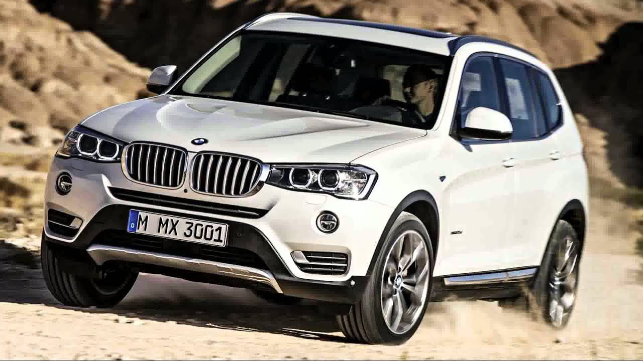 2015 model bmw x3 x35i  YouTube
