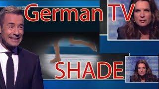 Katarina Witt TRIGGERED by German TV show 2018! Sochi Scandal!