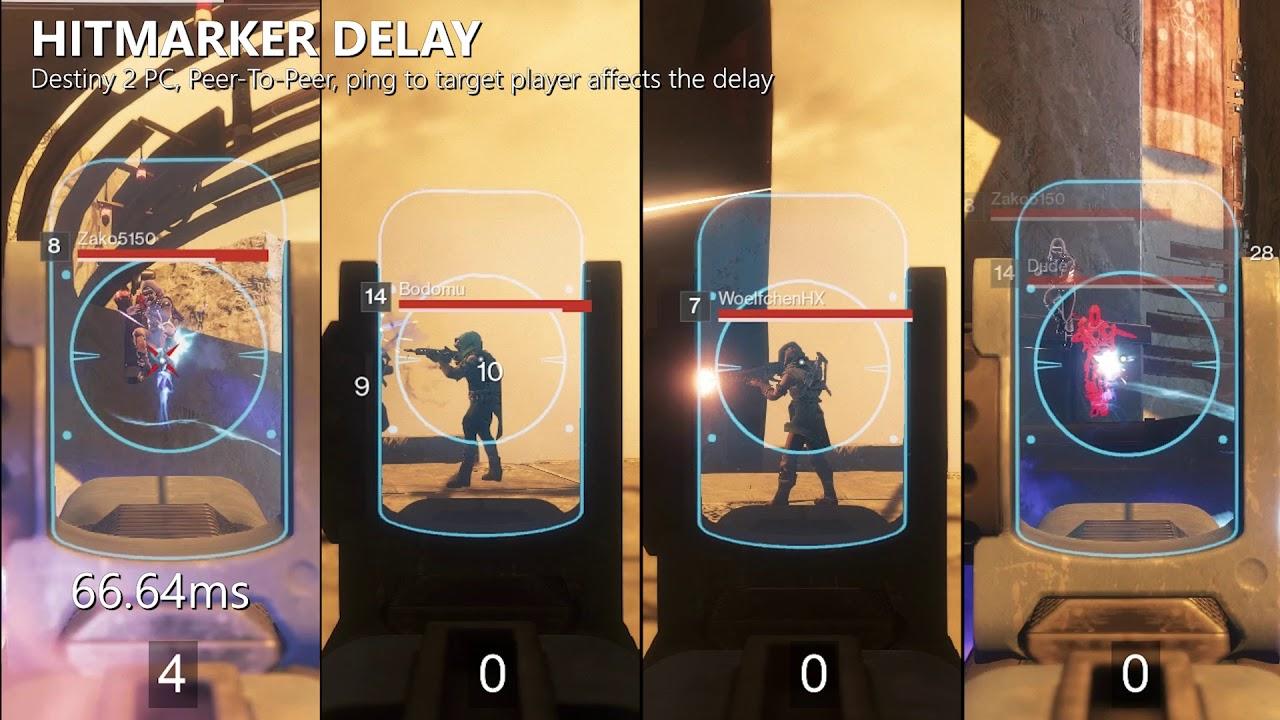 The strange science of Destiny 2's 'uniquely complicated' netcode