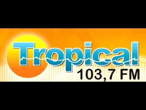 Rádio Tropical FM 103,7 Vitória/ES (Banco de Vinhetas Originais)